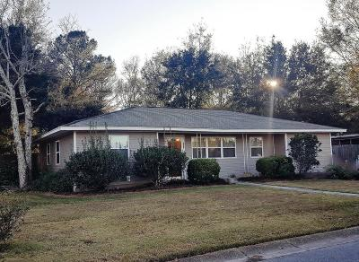 Ocean Springs Single Family Home For Sale: 102 Pecan Park Dr