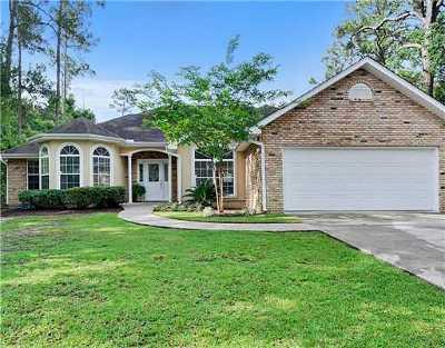 Pass Christian Single Family Home For Sale: 104 Fernwood Dr