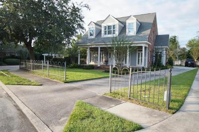 Gulfport Single Family Home For Sale: 1529 Magnolia St #1