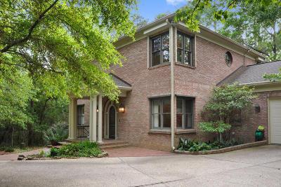 Gulfport Single Family Home For Sale: 9153 Ridge Rd