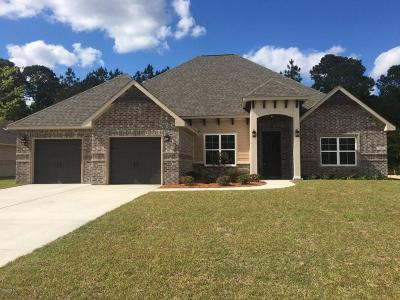 Ocean Springs Single Family Home For Sale: 5840 Sylvester St