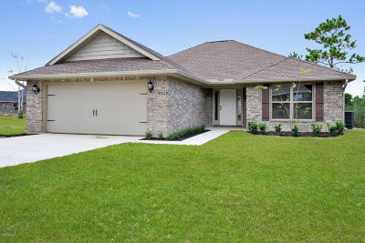 Saucier Single Family Home For Sale: 19520 Benson Pl