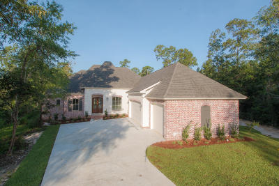 Gulfport Single Family Home For Sale: Lot 59 Grand Oaks Dr