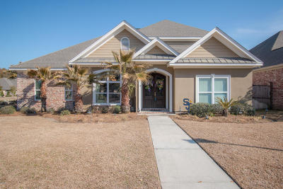 Gulfport Single Family Home For Sale: 11546 Briarstone Pl