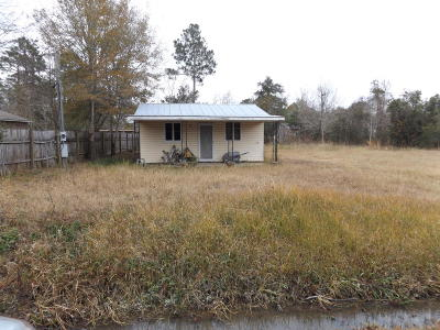 Waveland Single Family Home For Sale: 1009 Dicks St