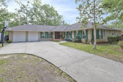 Long Beach Single Family Home For Sale: 5007 Plantation Dr