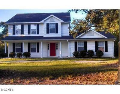 Bay St. Louis Single Family Home For Sale: 701 Washington St
