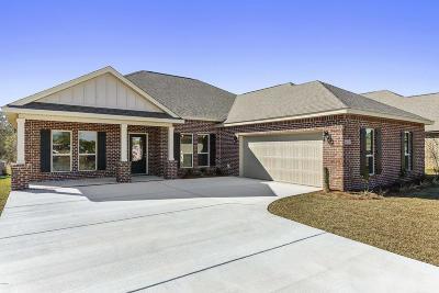 Biloxi MS Single Family Home For Sale: $254,900