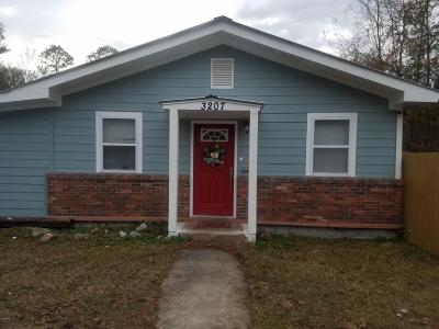 Gulfport Single Family Home For Sale: 3207 55th Ave