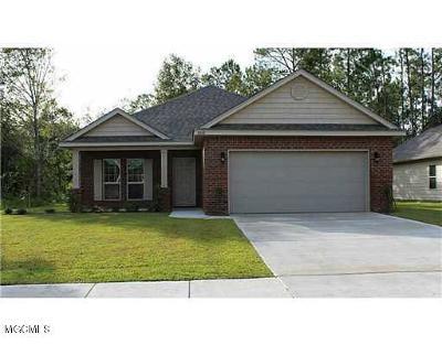 Harrison County Single Family Home For Sale: 10196 Little Gem Dr