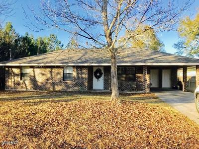 Waveland Single Family Home For Sale: 724 Herlihy St
