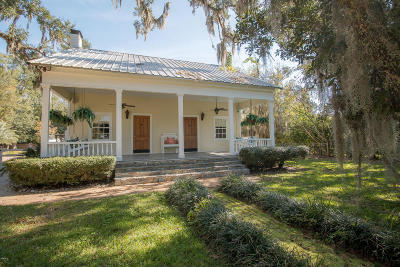 Biloxi Single Family Home For Sale: 13160 Old Woolmarket Rd