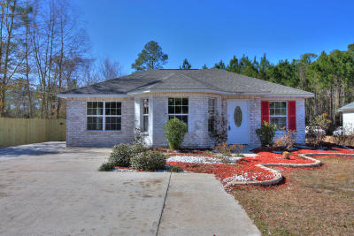 Gulfport Single Family Home For Sale: 3209 55th Ave
