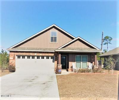 Gulfport Single Family Home For Sale: 20052 Bogey Ct
