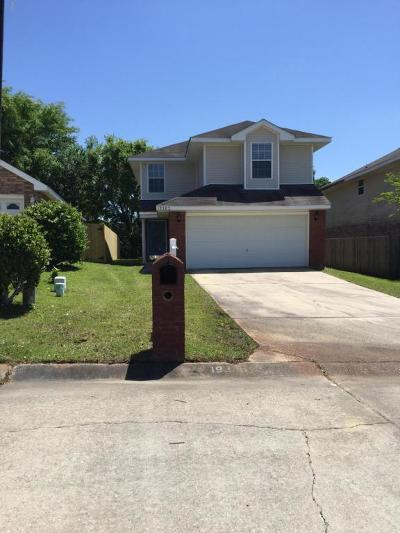 Gulfport Single Family Home For Sale: 19383 W Lake Village Dr