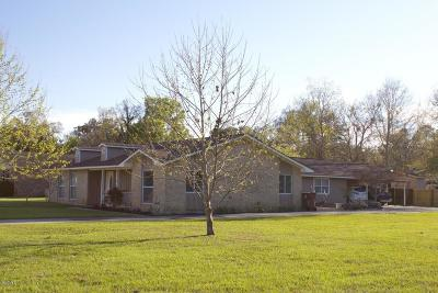 Biloxi Single Family Home For Sale: 325 Eastview Dr
