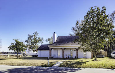 Biloxi Single Family Home For Sale: 1957 Bayside Dr