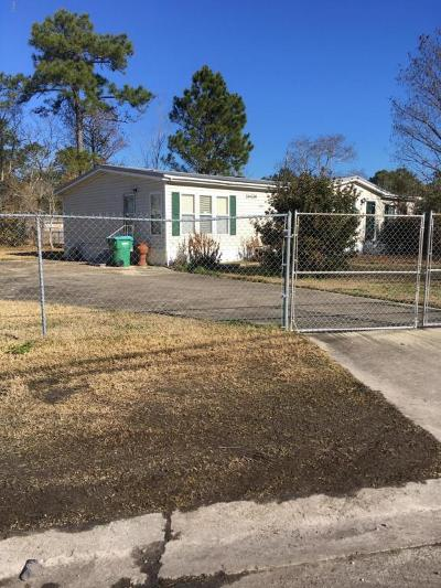 Gulfport Single Family Home For Sale: 14434 N Whitney Dr