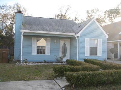 Biloxi Single Family Home For Sale: 1723 James Buchanan Dr