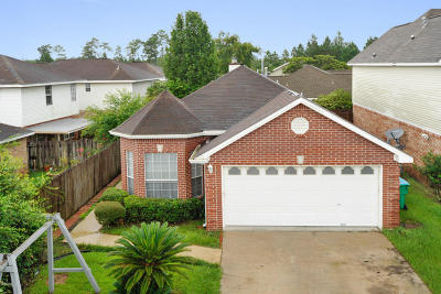 Gulfport Single Family Home For Sale: 19384 W Lake Village Dr