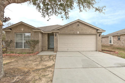 Gulfport Single Family Home For Sale: 10229 English Manor Dr