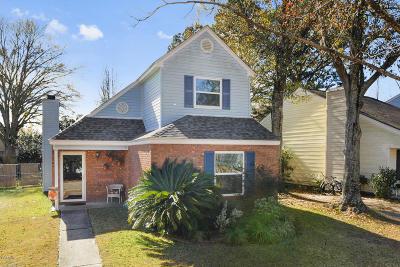 Gulfport Single Family Home For Sale: 13471 Windridge Dr