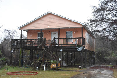 Pass Christian Single Family Home For Sale: 320 W Railroad St