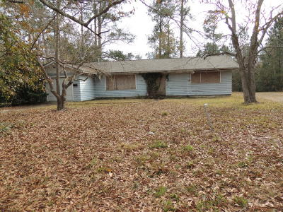Gulfport Single Family Home For Sale: 4488 Kendall Cir
