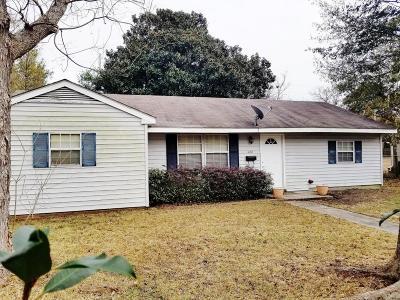 Biloxi Single Family Home For Sale: 230 Dewey Cir