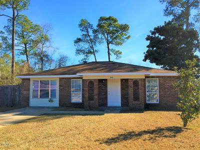 Gulfport Single Family Home For Sale: 908 Sweetgum Dr