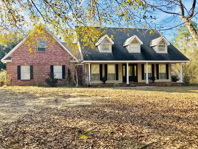 Saucier Single Family Home For Sale: 18575 Old Hwy 49