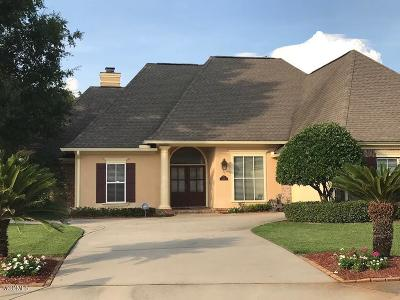 Biloxi Single Family Home For Sale: 442 Sanlenay Ct