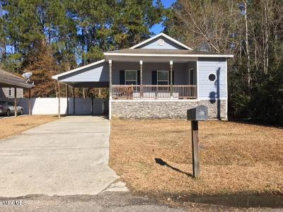 Bay St. Louis Single Family Home For Sale: 6088 E Hinds St