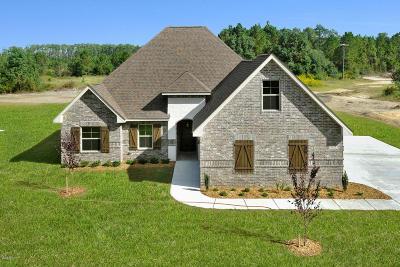 Pass Christian Single Family Home For Sale: 24497 Oak Island Dr
