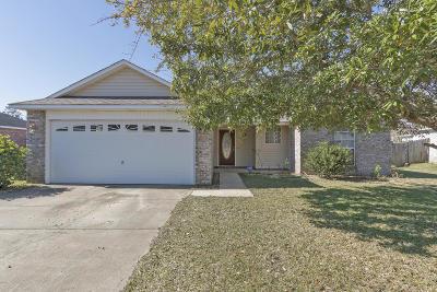 Ocean Springs Single Family Home For Sale: 3213 N 6th St
