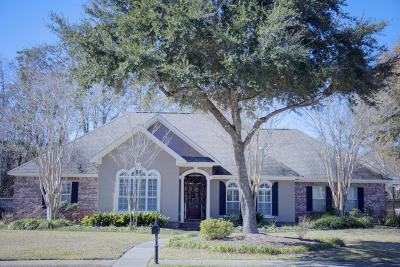 Ocean Springs Single Family Home For Sale: 115 Surgeres Pl