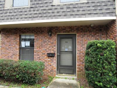 Gulfport Condo/Townhouse For Sale: 413 Kahler St #30