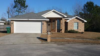 Gulfport Single Family Home For Sale: 14400 Williamsburg Dr