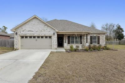 Gulfport Single Family Home For Sale: 14094 Fox Hill Dr