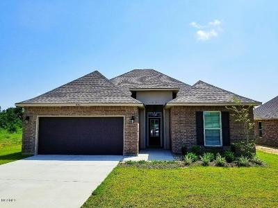 Gulfport Single Family Home For Sale: 16861 Desmare St