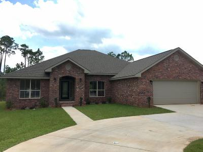 Ocean Springs Single Family Home For Sale: 6861 Biddix Evans Rd
