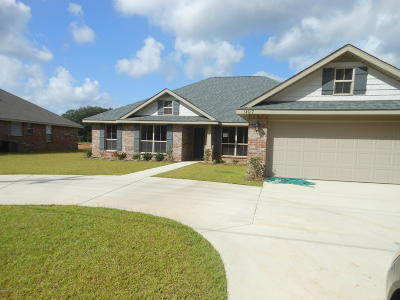 Biloxi Single Family Home For Sale: 14017 Hudson Krohn Rd
