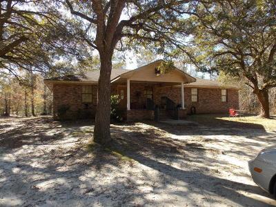 Bay St. Louis Single Family Home For Sale: 11000 Rhonda Ln