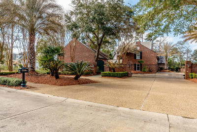 Ocean Springs Single Family Home For Sale: 19 Sauvolle Ct