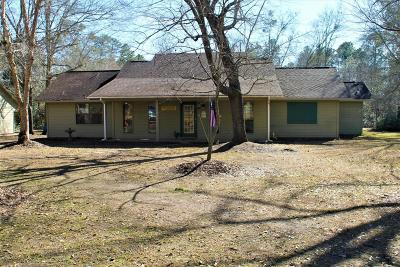 Gulfport Single Family Home For Sale: 14158 Duckworth Rd