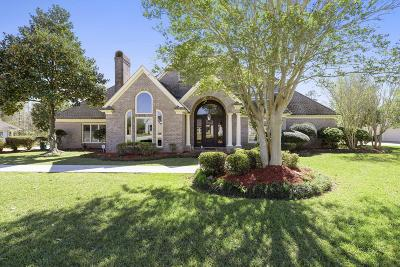 Gulfport Single Family Home For Sale: 19221 Champion Circle Cir