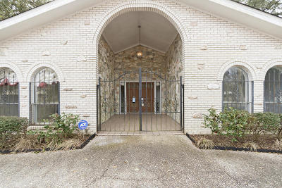 Bay St. Louis Single Family Home For Sale: 1316 Old Spanish Trl