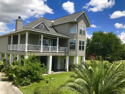 Bay St. Louis Single Family Home For Sale: 6139 Polk St