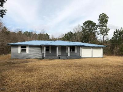 Single Family Home For Sale: 12368 School Rd