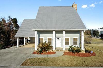 Waveland Single Family Home For Sale: 116 Aiken Rd